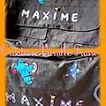 sac à langer Maxime