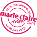 Concours blog créatif 2013 de marie-claire idées