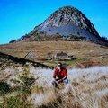 Balade à pied sur l'incontournable mont gerbier de jonc,emblème du plateau ardéchois (cirque des boutières/ardeche)