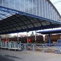 Quais de gare (Dax, février 2007)