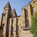 Conques, l'église