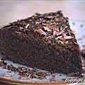 Moelleux au chocolat de noémie lenoir