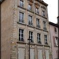 <b>Lunéville</b>. Petit tour en vieille ville (1)