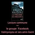 Lecture commune Le pensionnat des innocentes, Angela Marsons