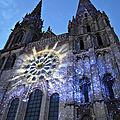 [<b>Eure</b>-et-<b>Loir</b>] Chartres en lumières