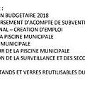 Ordre du jour du conseil municipal du 21 février