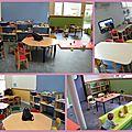 Maison de l'enfance, changement d'espace
