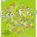 Éco-fête 5 juin 2010