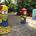 Street art par Ernest Zacharevic