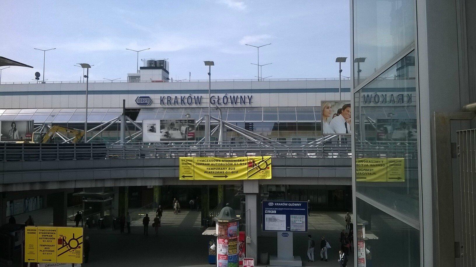 Cracovie Glowny (Pologne)