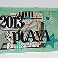 Mini album playa 2013