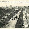 Le boulevard Impérial