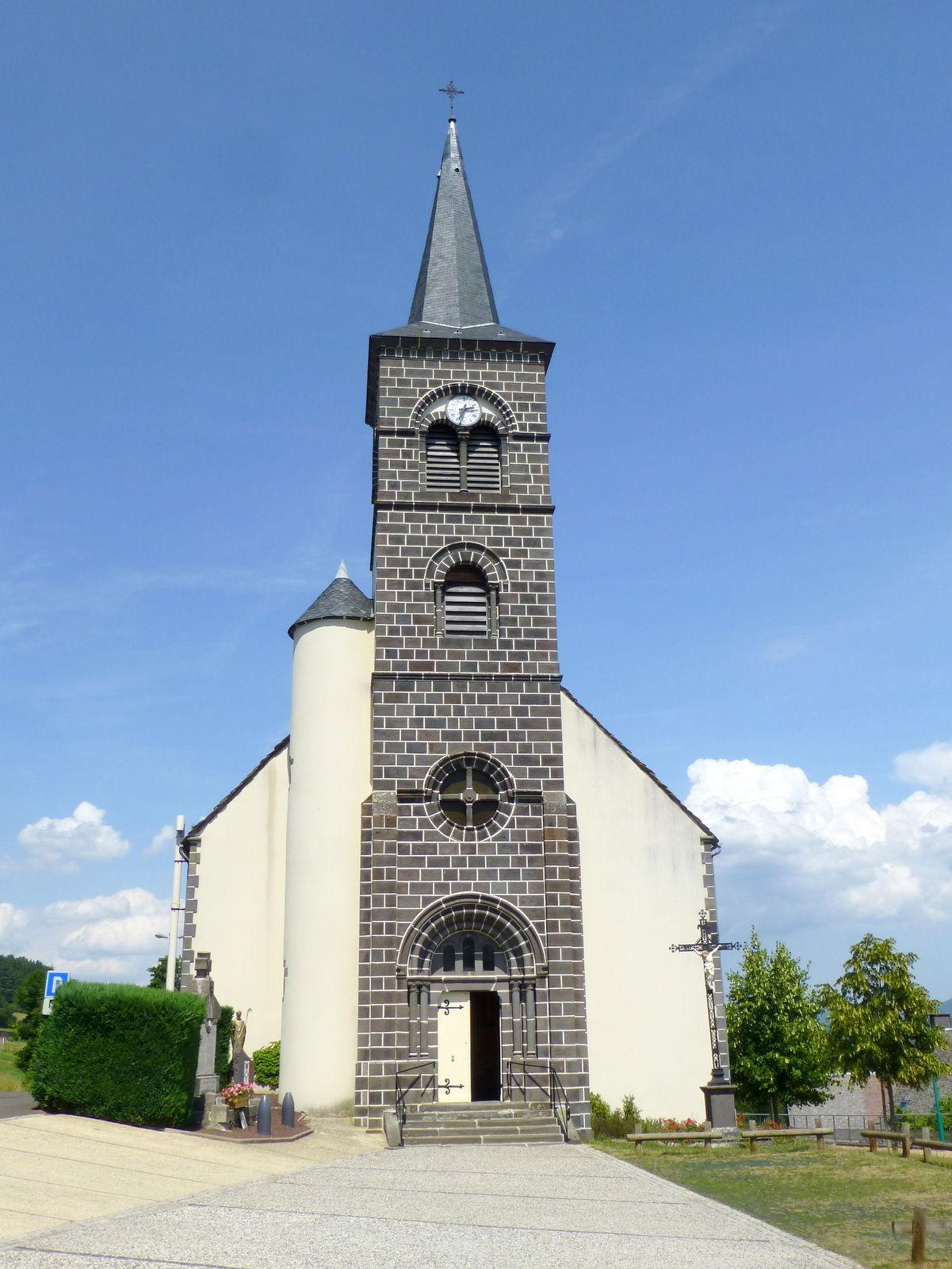 église de Saint-Bonnet d'Orcival