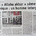 lol un abruti islamiste