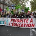 Le 19 octobre, manifestons pour défendre le service public d'éducation !