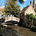 Bruges, la magnifique!