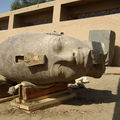 Massive Head of Famous Pharaoh <b>Amenhotep</b> <b>III</b> Unearthed in Egypt