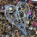 Coeur, Cadenas Pont des Arts_7142