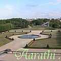 Maisons-Laffitte Castle Garden
