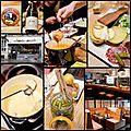 {Restaurant} Les Fondus de la Raclette