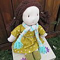 Ma première poupée Waldorf