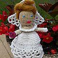 Une mariée au crochet