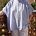 La <b>blouse</b> Pétula - République du Chiffon