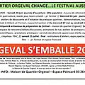 Orgeval s'emballe