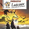 Mon cahier préhisto - lascaux