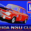5ème Réunion du <b>Ceida</b> <b>NSU</b> <b>Club</b> 2015 - Programme / 5th Meeting of <b>CEIDA</b> <b>NSU</b> <b>Club</b> 2015 - program