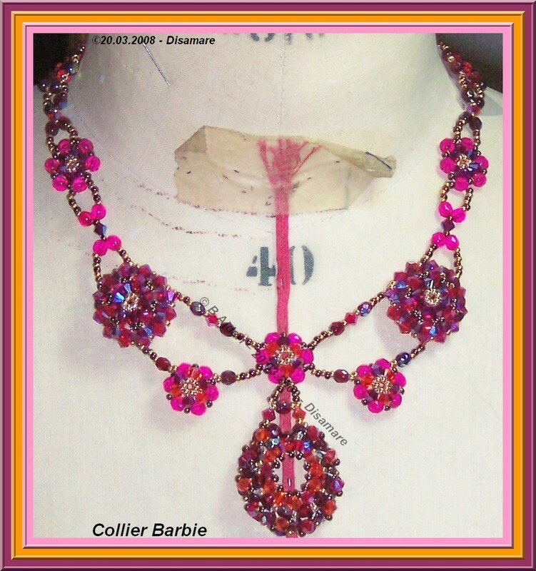 Barbie rose