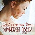 Les héritières (Summerset Abbey #1), par T.J. Brown