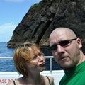 1 Poor Knights Islands - On the boat