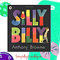 Séquence <b>Halloween</b> cycle 3 : Silly Billy et ses