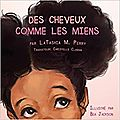 Clumsybookclub #17 : latashia m.perry des cheveux comme les miens