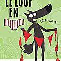 Lupano, Itoïz, <b>Cauuet</b> - Le loup en slip slip hip hip !