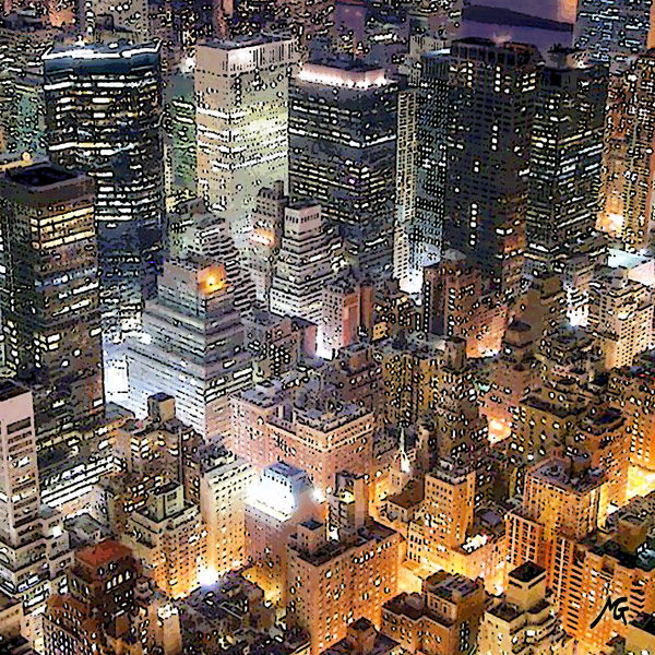 01A. NYC by night