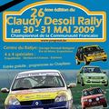 19 Claudy Desoil Rally 2009