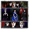 The brides of dracula dolls by ashton drake