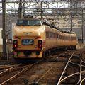 JR 489 'Noto', Kanazawa eki