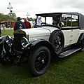 <b>DELAGE</b> Di transformable 1923