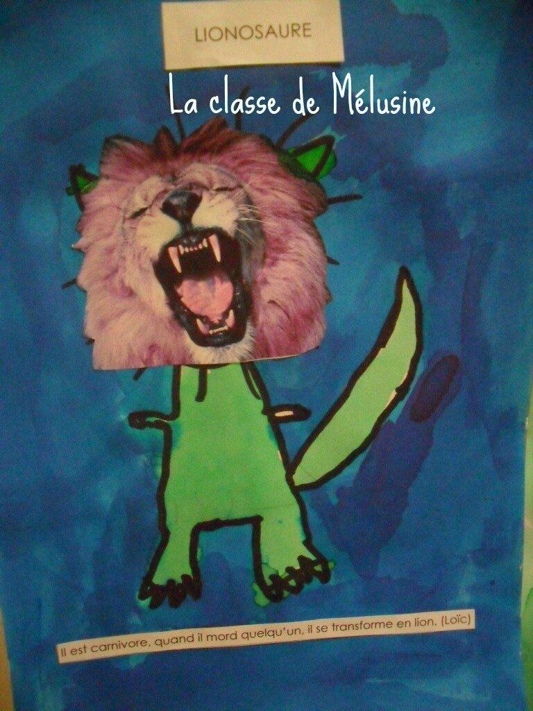 lionosaure