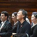 Bouquet final à <b>Radio</b> <b>France</b> pour le maestro Chung
