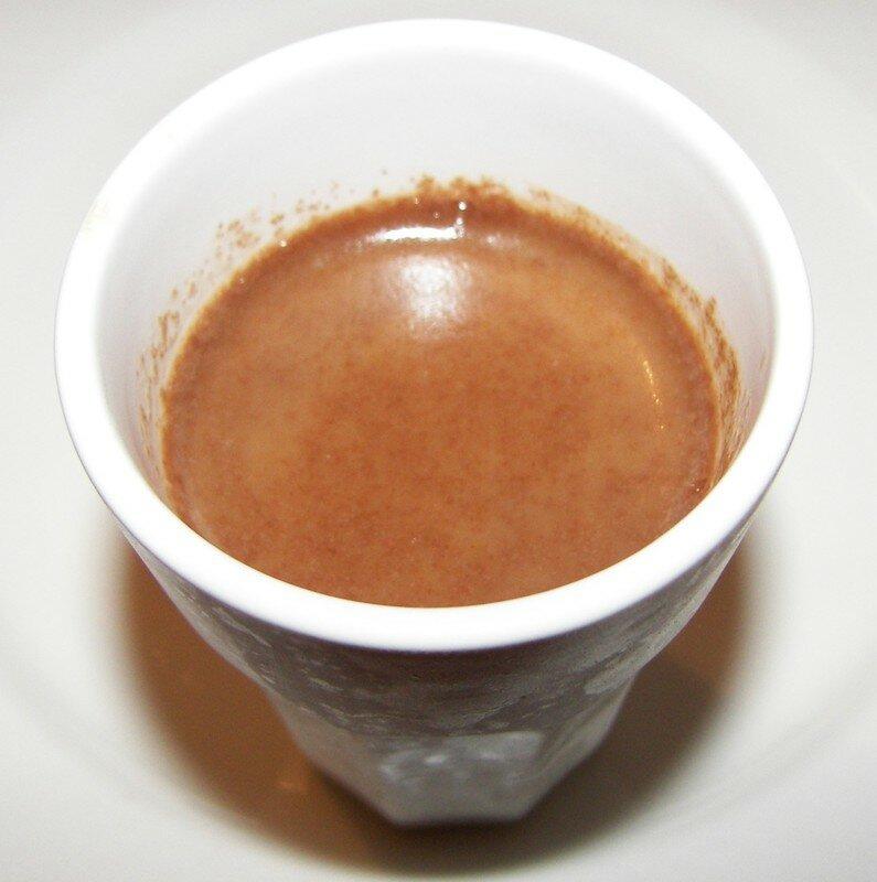 Crème choco/moka