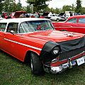 <b>Chevrolet</b> <b>Bel</b> <b>Air</b> Nomad wagon-1955