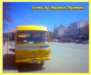 Transport Talal Azrou