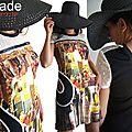 On aime la Tendance Arty .. Une robe qui invite à la ballade au Musée !