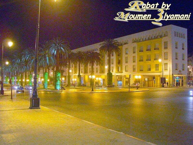 Rabat 3h Du matin
