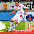 PARIS - NANCY 1-1