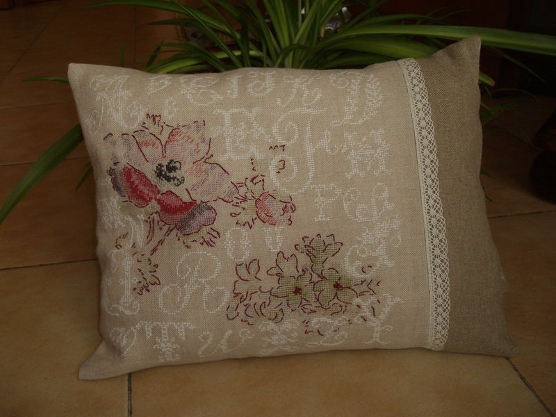 coussin Eclosion 1